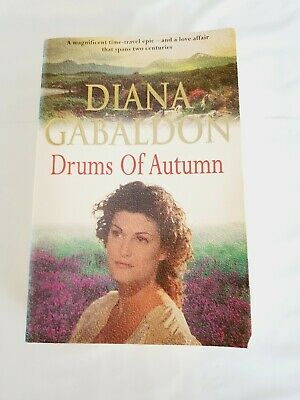 AU6.95 • Buy Drums Of Autumn By Diana Gabaldon (Paperback) 4th Outlander Series Book