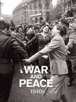 £3.13 • Buy War And Peace - 1940s (Looking Back At Britain), Readers Digest, Used; Good Book