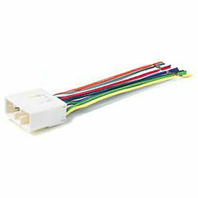 $6.34 • Buy Metra SU-8900 Wiring Harness For Select 1993-2005 Subaru Vehicles