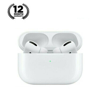 AU116.99 • Buy Apple Airpods Pro W/ Wireless Charging Case Noise Cancellation Free Ship