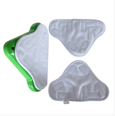 AU6.21 • Buy Replacement Pads For Thane H20 H2O H2OX5 Steam Mop Floor Microfibre Head 2Pcs