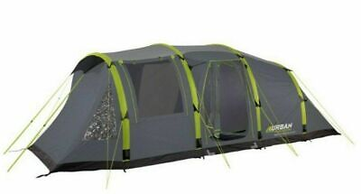 Urban Escape 6 Berth Inflatable Tent 2 Rooms Large Family Tent - New • 349£