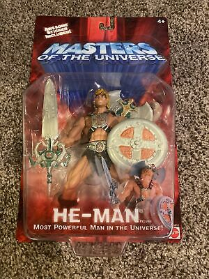 $74.99 • Buy Mattel MASTERS OF THE UNIVERSE 200X HE-MAN CROSS CHASE FIGURE.