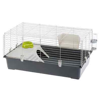 £44.95 • Buy Ferplast Rabbit 100 Cage For Rabbits Or Guinea Pigs + Accessories