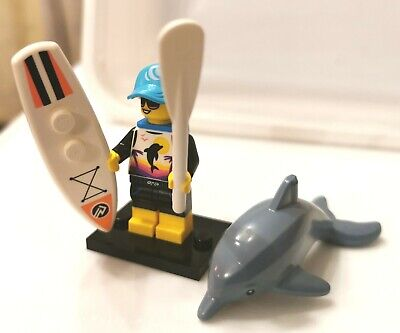 Lego Minifigure Series 21 - Female Dolphin Trainer.  • 3.69£