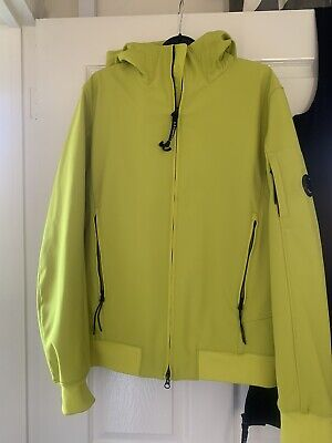 CP Company Large Soft Shell Slime, Size 50 Large. Osti Casuals • 120£