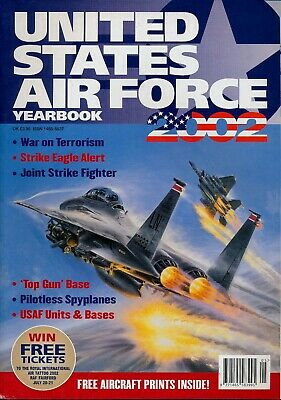 $5.49 • Buy United States Air Force Yearbook 2002 (RAFBFE) - New Copy