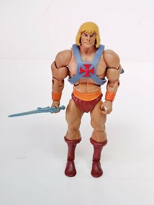 $149.99 • Buy Masters Of The Universe He-Man Ultimates Filmation Super7 MOTU Action Figure
