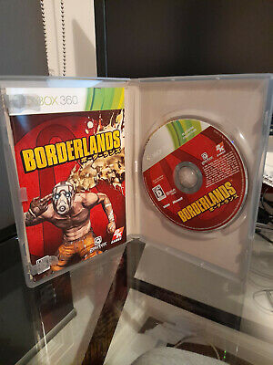 AU200 • Buy Borderlands Xbox 360 NTSC-J - HARD TO FIND