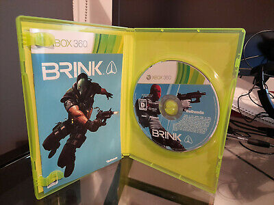 AU155 • Buy Brink Xbox 360 NTSC-J - NEVER USED