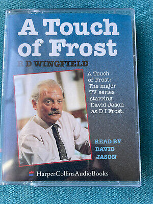£9 • Buy A Touch Of Frost By Wingfield, R. D. CD-Audio Book-  3 Hours - 2 Tapes