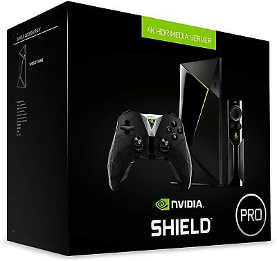 $ CDN691.40 • Buy NVIDIA SHIELD Android TV Pro 4K HDR Home Media Server With Remote 500 GB