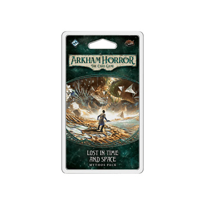 £10.80 • Buy Arkham Horror LCG Lost In Time And Space Mythos Pack Expansion