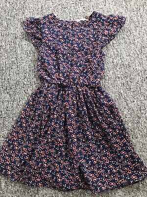 AU7.19 • Buy John Lewis Ditsy Print Dress Age 5 Yrs