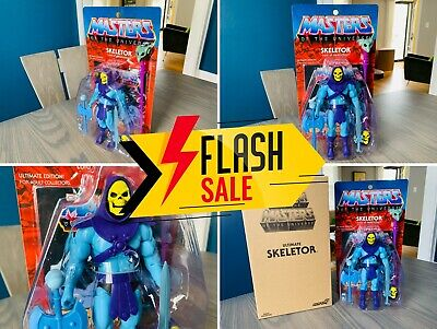 $199.85 • Buy 🔥 Masters Universe Skeletor Ultimates Filmation He-man Super7 MOTUC Classics🔥