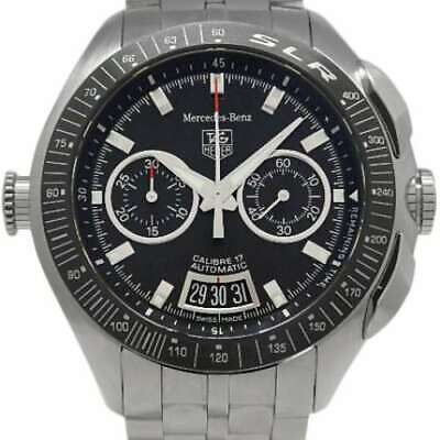 £1960.51 • Buy Free Shipping Pre-owned TAG Heuer CAG2111 SLR For Mercedes-Benz Caliber 17