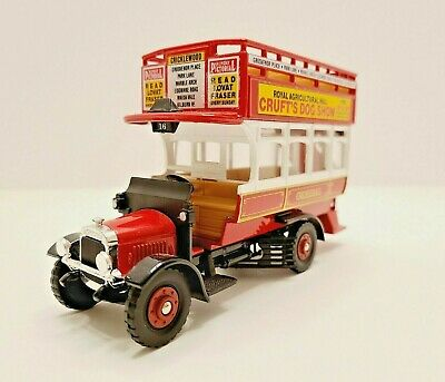 $ CDN12.49 • Buy Corgi Double Decker Cricklewood Bus, No. 96989, Thornycroft J Type 1/43 Scale