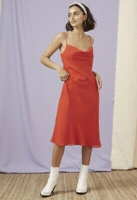 AU40 • Buy Finders Keepers Nostalgia Dress Red L