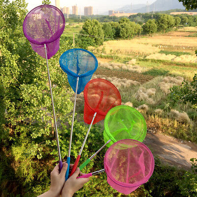 £3.75 • Buy Telescopic Butterfly Net Perfect Catching Bug Insect Small Fishing Equipment Net