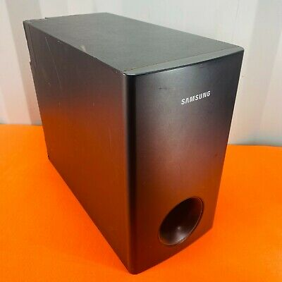 £39.99 • Buy Samsung PS-WTZ215 Subwoofer Passive 3 Ohm For Surround Sound Home Cinema DAMAGED