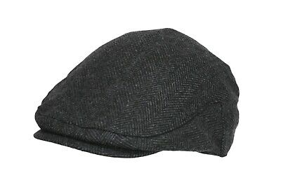 £11.95 • Buy  High Quality Traditional Designe Wool Blend Flat Cap Hat Style 1927 Repellent