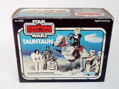 $ CDN207.12 • Buy Vintage Kenner Star Wars The Empire Strikes Back TAUNTAUN With Box