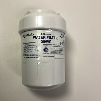 $ CDN13.72 • Buy AmazonBasics Premium Replacement For GE MWF Refrigerator Water Filter NEW Sealed
