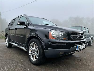 2008 Volvo XC90 2.4 D5 SE Geartronic AWD 5dr ONLY 92K + FINANCE + 7 SEATER • 5,495£