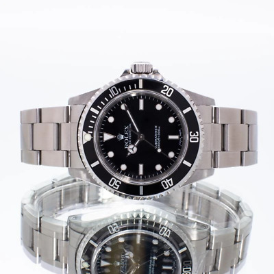 $ CDN14519.73 • Buy Rolex Submariner 14060m Box Papers 2002