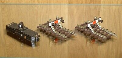 Pilz Model Railway 'oo' Scale Electric Ground Signal And Two Track Buffers • 4.99£