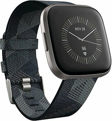 $ CDN105.27 • Buy Fitbit Versa 2 Special Edition Health & Fitness Smartwatch With Heart Rate,...