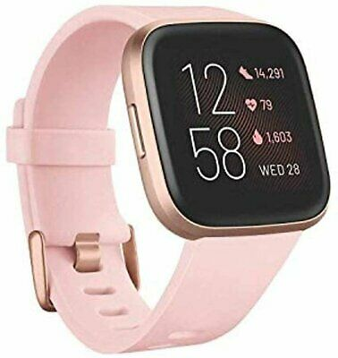 $ CDN155.08 • Buy Fitbit Versa 2 Special Edition Health & Fitness Smartwatch With Heart Rate,...