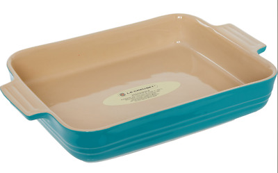 £36.99 • Buy LE CREUSET Large Rectangle Stoneware Casserole Dish 25 X 33cm NEW