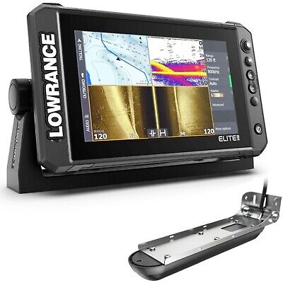 £1299.99 • Buy Lowrance Elite FS 9 Chartplotter / Fishfinder C/w Active Imaging 3-in-1 Xducer