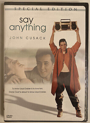 AU11.65 • Buy Say Anything (DVD, 2002, Special Edition)