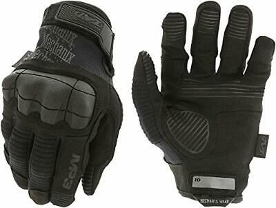 $45.42 • Buy Mechanix Wear MP3-55-008  M-Pact 3 Covert Tactical Work Gloves Small All Black