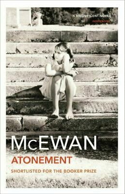£8 • Buy Atonement By McEwan, Ian Paperback Book - Signed Paperback Book