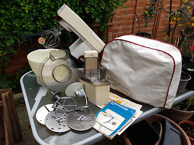 £98 • Buy Vintage Kenwood Chef A901E With Multiple Accessories
