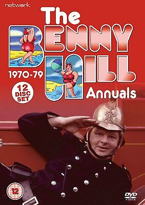 £50.99 • Buy Benny Hill: The Benny Hill Annuals 1970-1979 (Repackage) (DVD) Benny Hill