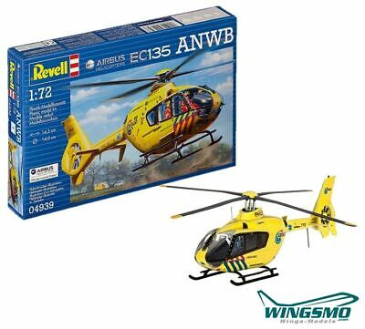 £5.85 • Buy Revell Hubschrauber Airbus Helicoters EC135 ANWB 1:72 04939