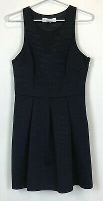 AU23 • Buy Finders Keepers Womens Black Fit Flare Sleeveless Lined Dress Size M