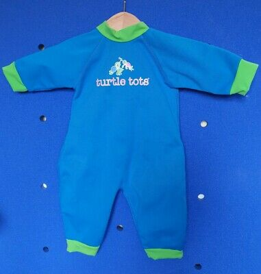 £13 • Buy Konfidence Baby Swimming Warming Wetsuit 0-3 Months