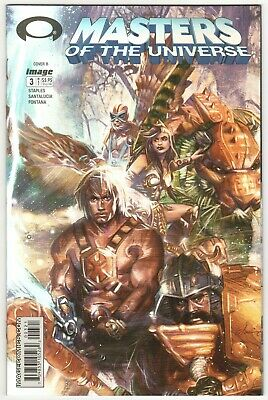 $9.99 • Buy Masters Of The Universe #3 ~ IMAGE 2003 ~ Holifoil Variant Cover NM-