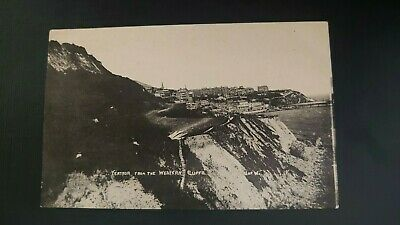£3 • Buy Ventnor And The Western Cliffs Isle Of Wight - Robert E. Weighell 1925 Postcard