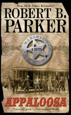 £2.26 • Buy Appaloosa [A Cole And Hitch Novel] [ Parker, Robert B. ] Used - Good