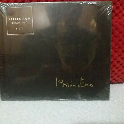 Brian Eno - Reflections - CDr, Limited Edition, Special Edition, CD+ • 100£