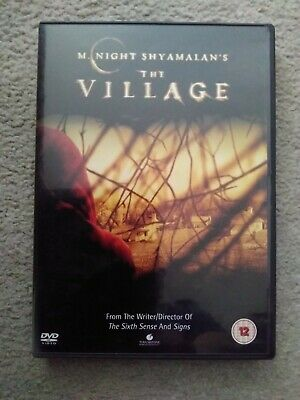 £2.49 • Buy The Village (DVD, 2005) With Case