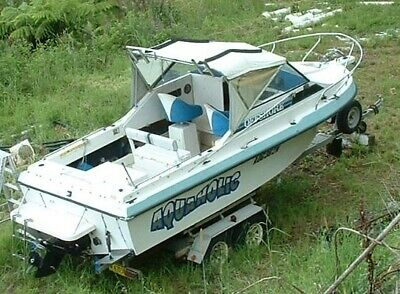 AU8500 • Buy Baron Offshore Boat In Coffs Harbour