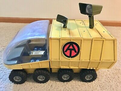 $ CDN313.82 • Buy Vintage 1972 G.i. Joe Adventure Team Mobile Support Vehicle With Accessories