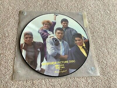 Five Star(12  Vinyl)Interview Picture Disc-Tell Tales-MM1203-UK-1986-VG/Ex • 2.99£